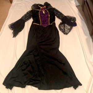 Disney Leg Ave adult Halloween costume size 1-2X